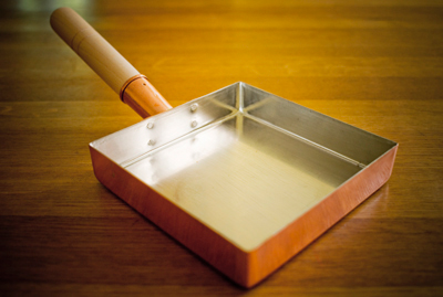 www.cocoandme.com - Coco&Me - Coco and Me -  Japanese tamagoyaki maker copper egg omelette traditional