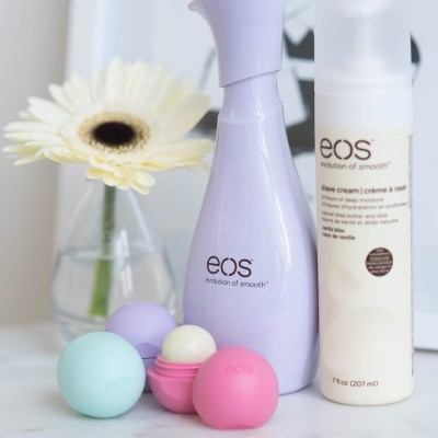 Cold Weather Skincare with EOS