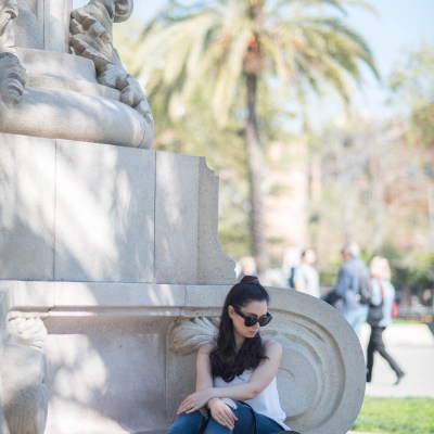 A Long Walk in Barcelona