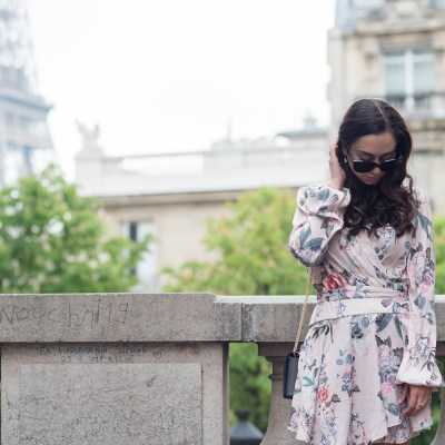 Falling for Floral
