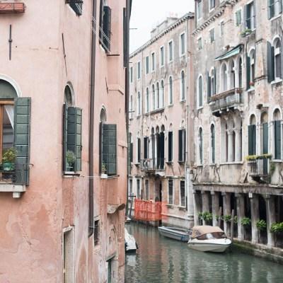 Snapshots of Venice