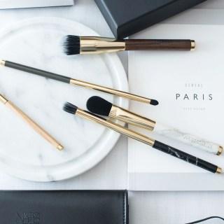 Nars x Charlotte Gainsbourg Brush Set