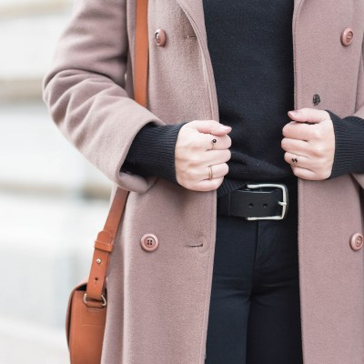 Belted with BRAVE Leather