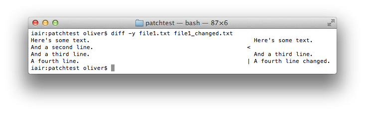 apply patch linux command