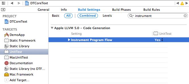 Instrumenting Program Flow
