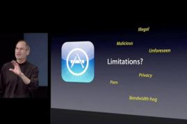 Limitations for Submission
