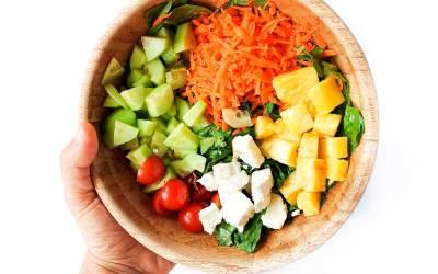 5 razones para motivarte (de verdad) a comer verduras