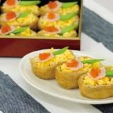 彩りいなり寿司