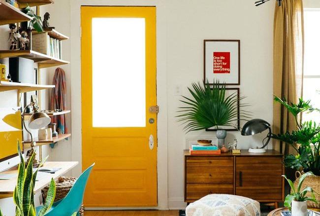 10 idees pour mettre en valeur une porte