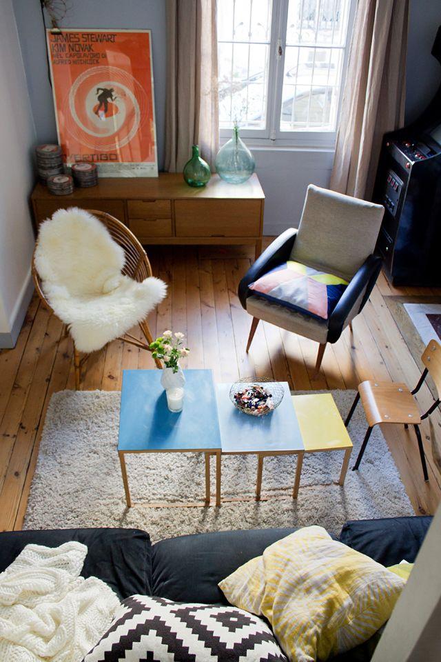 Inspiration Dco Pour Un Petit Salon Cocon Dco Amp Vie