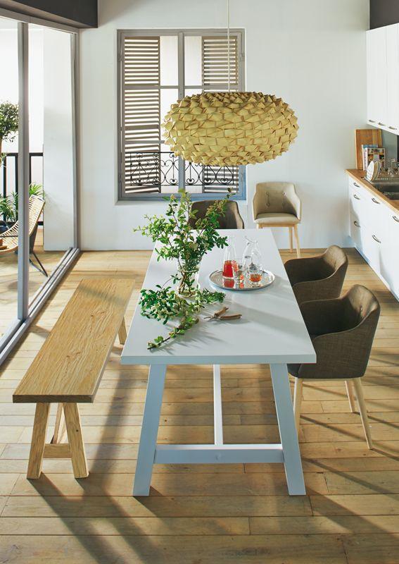 Table Ronde Ou Table Rectangulaire Cocon Dco Amp Vie