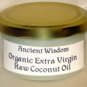 Extra Virgin Coconut Oil Skin Jar