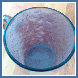 Coconut Berry Smoothie Coconut Flour Desiccated Coconut Empty