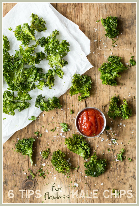 Kale with Coconut Oil | 6 Tips for Flawless Kale Chips with Coconut Oil