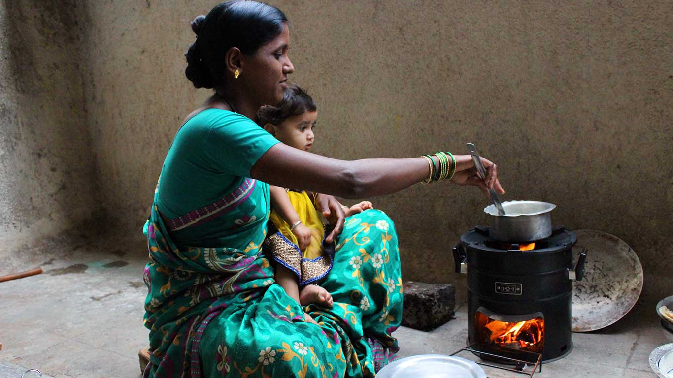 Our stoves have helped more than 5 million people across the globe cook smarter, save money, and reduce their carbon footprint.