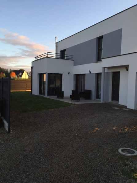 Une maison contemporaine à Rennes