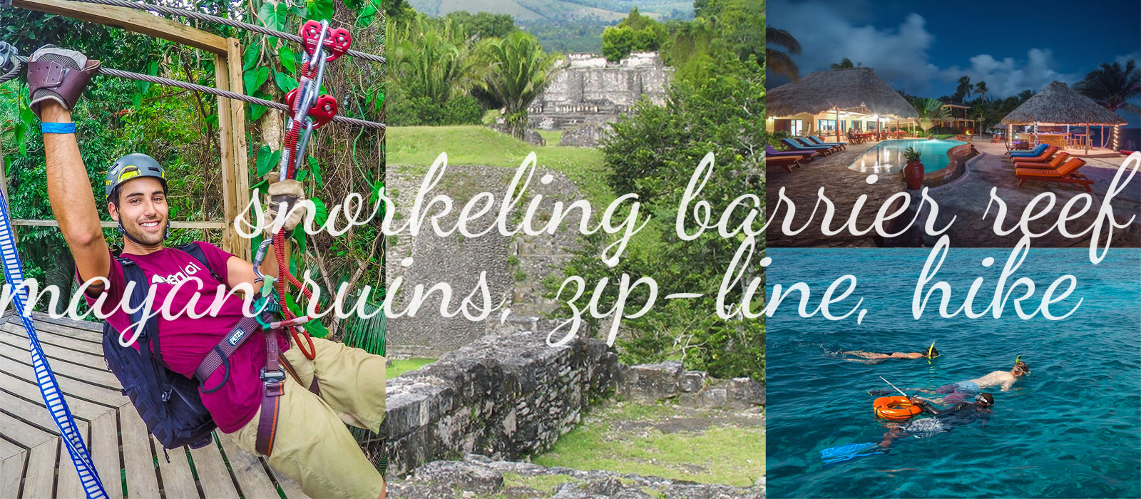 Belize Inland + Island Package