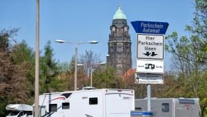 Wohnmobilstellplatz Dresden