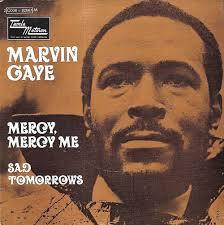 Mercy Mercy Me (The Ecology) Artwork