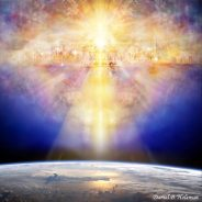 The Creating Christ – Invoking the Idea of the New Temple of Humanity