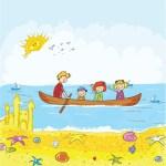 Denizlerden Geçtim Çocuk Şarkısı - Cocuksarkilari.org