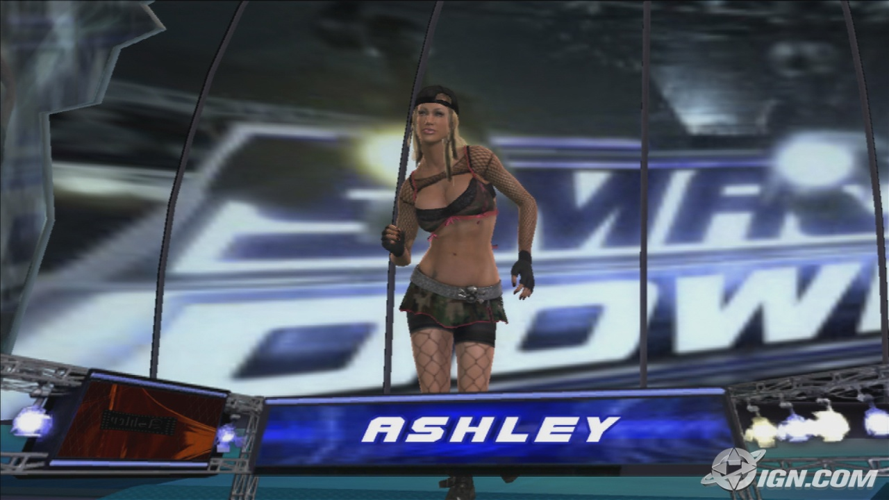 Code Xws SmackDown Vs Raw 2008 Roster