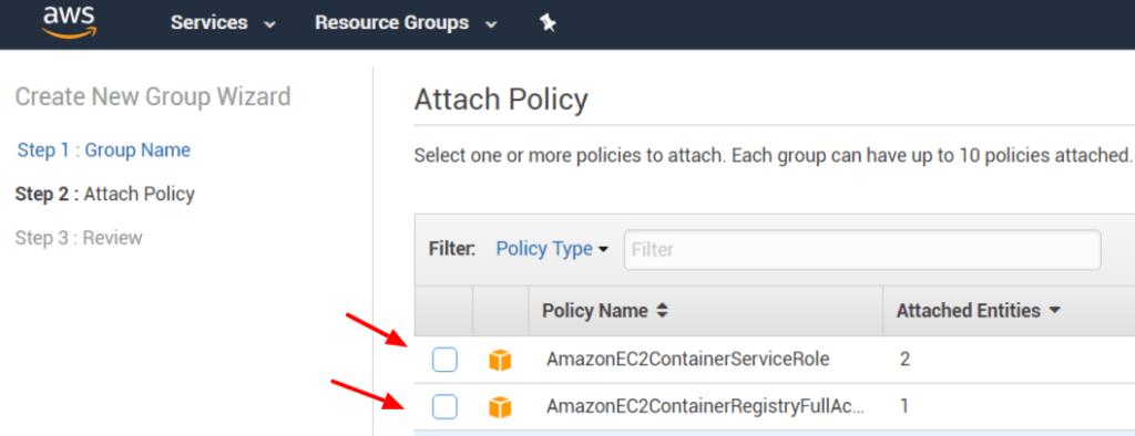 Amazon Tutorial: Deploy a Flask Docker image in ECS ⋆ Code