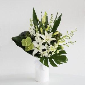 Ceramic Vase for Funeral Service