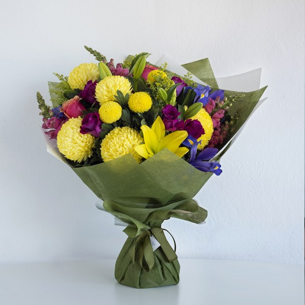 Bright & Colourful Bouquet