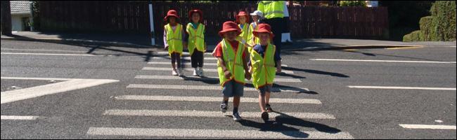 L'apprentissage de la sécurité routière commence au primaire