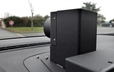 Des radars mobiles de nouvelle génération dans 19 départements français
