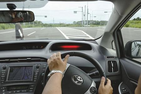 Des technologies visuelles, auditives, tactiles et olfactives pour davantage de sécurité sur la route