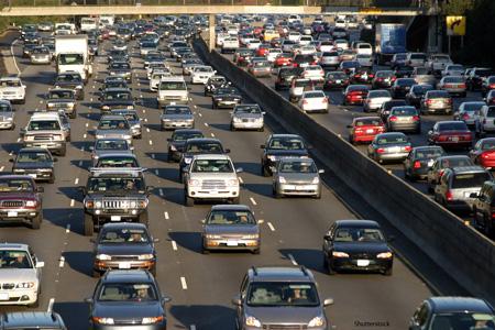 Les embouteillages coûtent 677 € par an aux Français