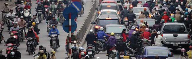 Rapport de l'OMS sur la sécurité routière dans le monde en 2013