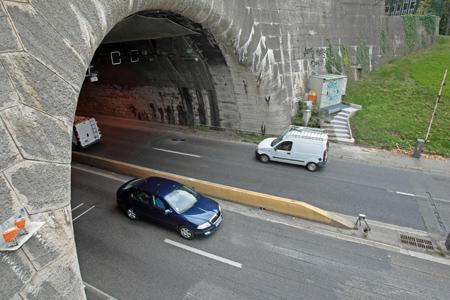 La sécurité des tunnels remise en cause par AutoPlus