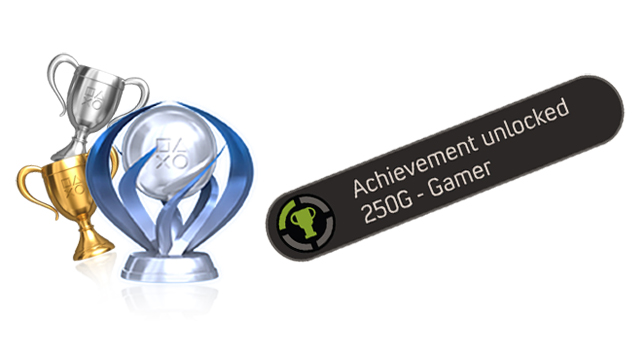 Trophies & Achievements - Where's the fun gone?