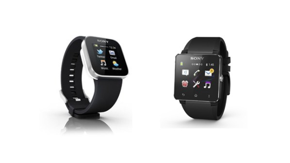 Smartwatch 1 vs 2