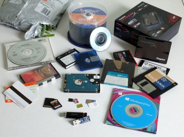 Archival Disc 01
