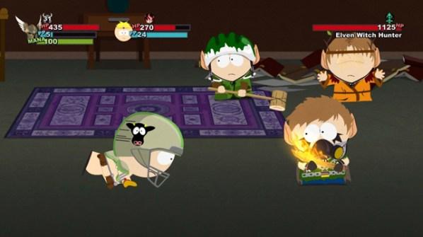 South Park SOT Ability