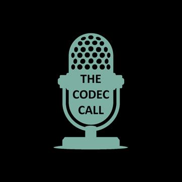 The Codec Call Mic Logo Web Page