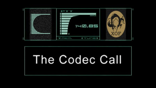 The Codec Call July 2014 MGSV Feature