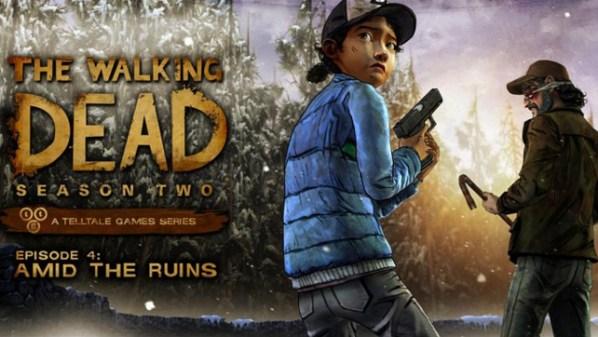 The Walking Dead S2 E4 Amid the Ruins