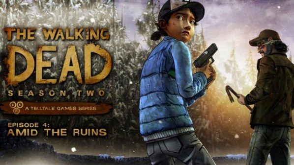 The Walking Dead S2 E4 Amid the Ruins