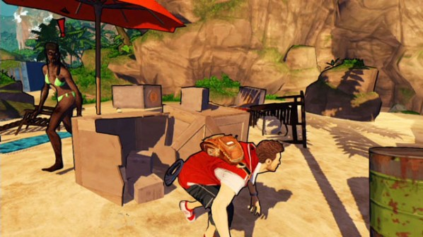 Escape Dead Island 07