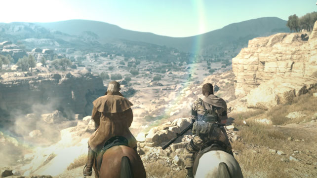 Metal Gear Solid V: The Phantom Pain Review • Codec Moments