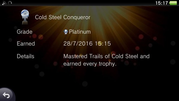 vitafan9 - Trails of Cold Steel