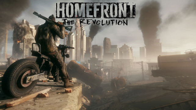 Homefront Needs You