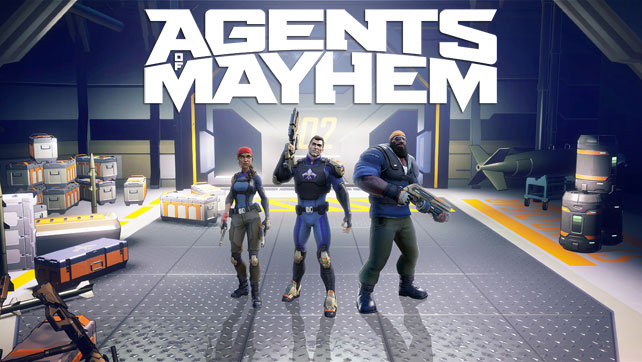 Agents of Mayhem Trailer & Screens