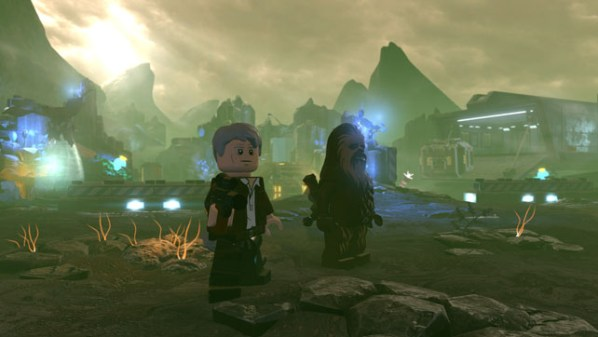 LEGO Star Wars The Force Awakens Feature