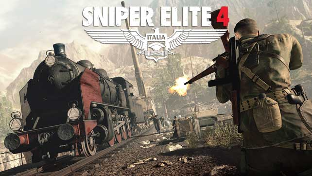 Sniper Elite 4 - All the Gory Details